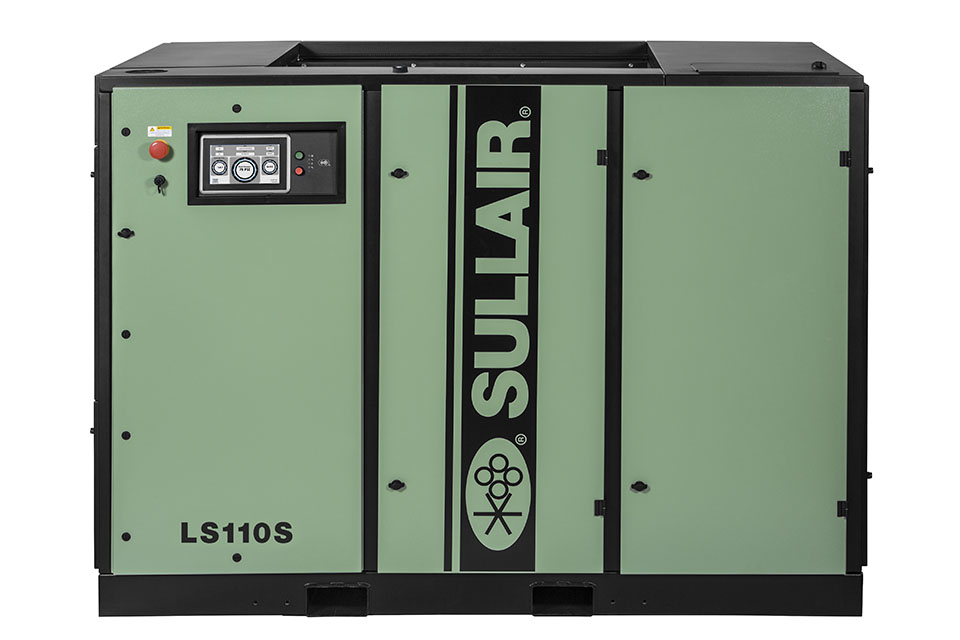 Sullair LS110S compressor
